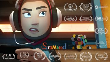 Scrambled Animated Short Film on ShortFilms.watch