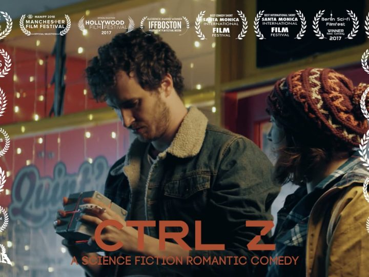 Watch CTRL Z Short Film Online